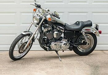 2003 harley-davidson Sportster for sale 200493157