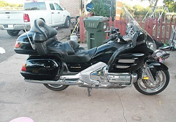 2003 honda Gold Wing for sale 200494360