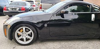 2003 nissan 350Z Coupe for sale 101003996