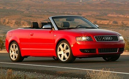 2004 Audi S4 Cabriolet for sale 100976920