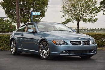 2004 BMW 645Ci Coupe for sale 100783089