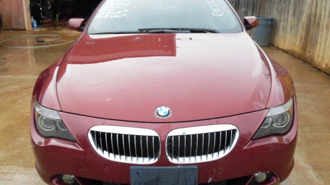 BMW 2004 bmw 645ci : 2004 BMW 645Ci Coupe for sale near Bedford, Virginia 24174 ...