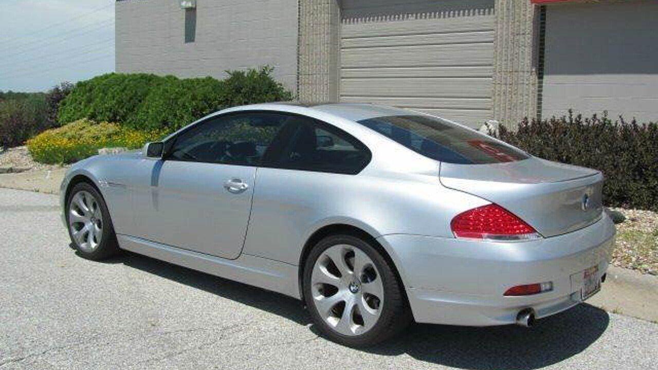 2004 BMW 645Ci Coupe for sale near Omaha, Nebraska 68164 - Classics ...