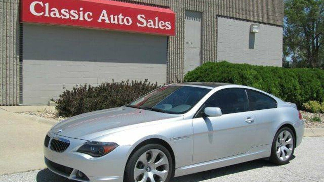 2004 BMW 645Ci Coupe for sale 100880247