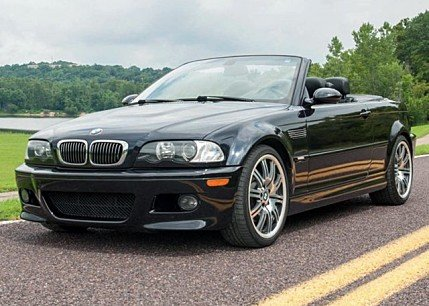 2004 BMW M3 Convertible for sale 100847071