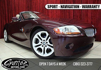 2004 BMW Z4 3.0i Roadster for sale 100787044