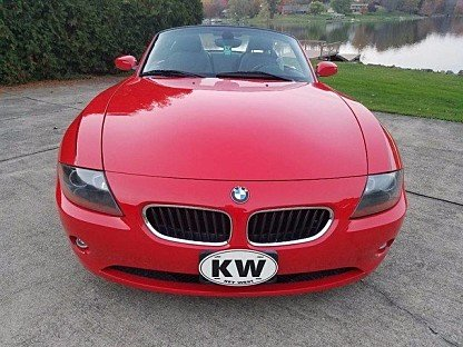 2004 BMW Z4 2.5i Roadster for sale 100819646