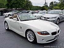2004 BMW Z4 2.5i Roadster for sale 100852120