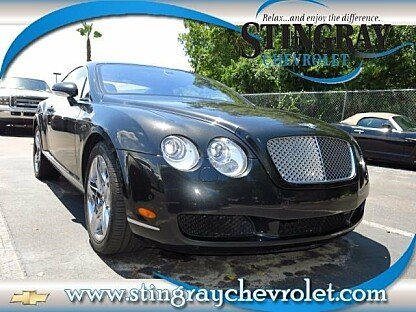 2004 Bentley Continental GT Coupe for sale 100776194