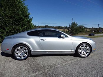 2004 Bentley Continental for sale 100928973