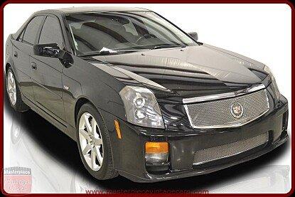 2004 Cadillac CTS V Sedan for sale 100787969
