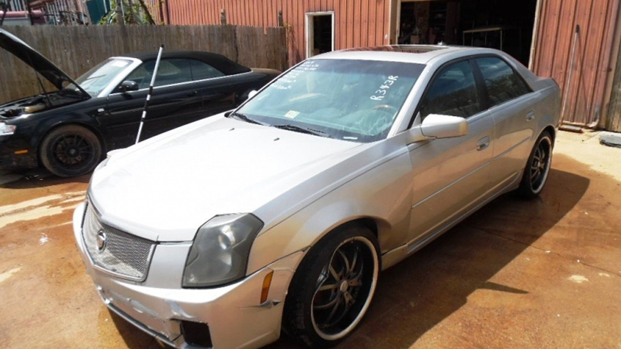 2004 Cadillac CTS for sale 100291187
