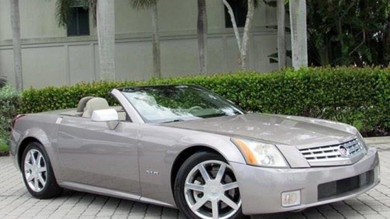 2004 Cadillac XLR for sale near Fort Myers Beach, Florida 33931 ...