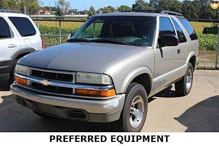 2004 Chevrolet Blazer 2WD 2-Door for sale 100929940