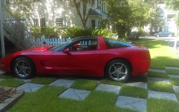 2004 Chevrolet Corvette Coupe for sale 100774739