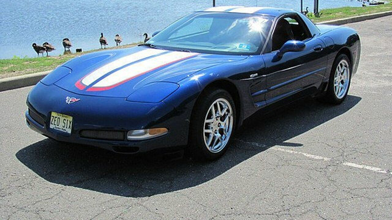 2004 Chevrolet Corvette for sale 100890281