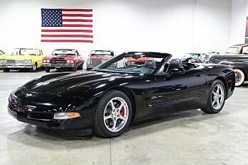 2004 Chevrolet Corvette Convertible for sale 100908475