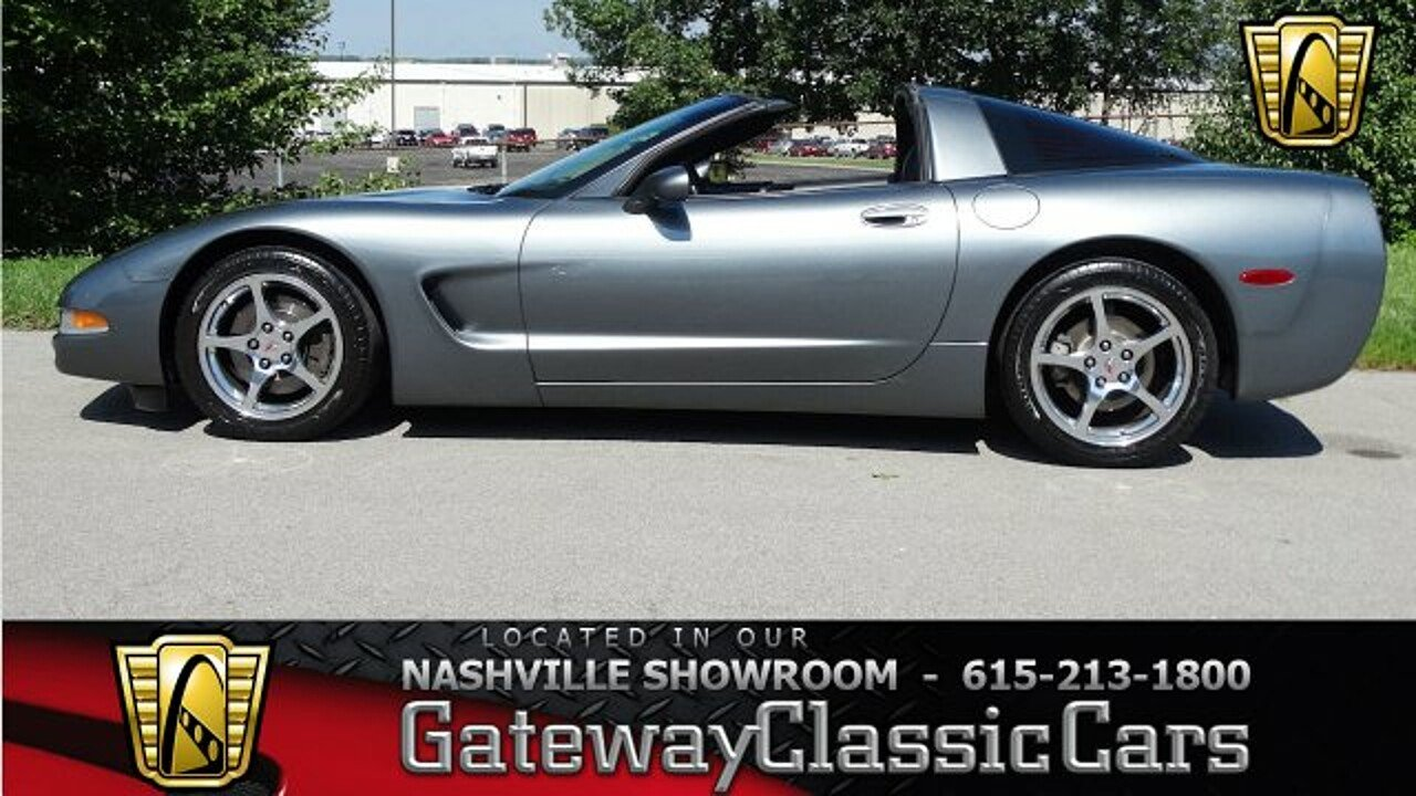 2004 Chevrolet Corvette Coupe for sale 100920832
