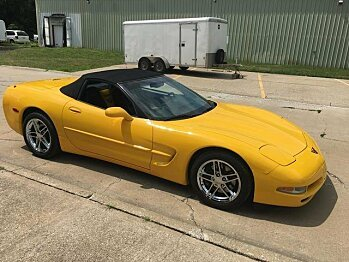 2004 Chevrolet Corvette Convertible for sale 100962633