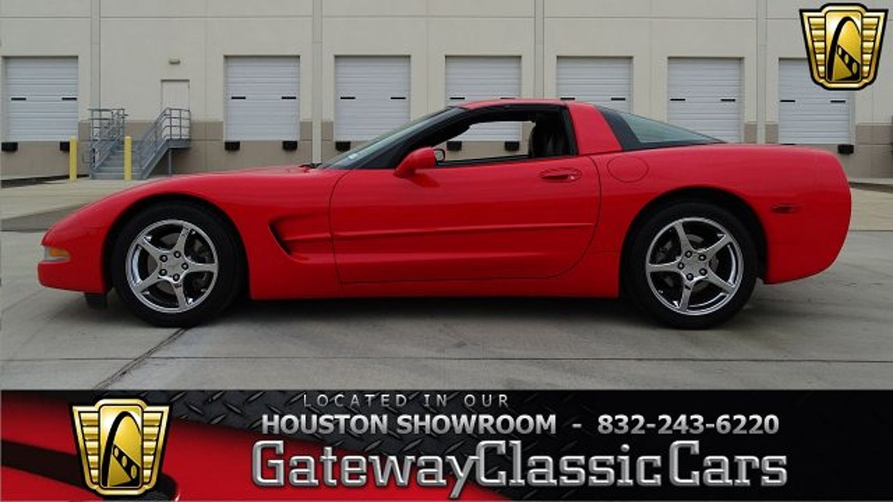 2004 Chevrolet Corvette Coupe for sale 100965240