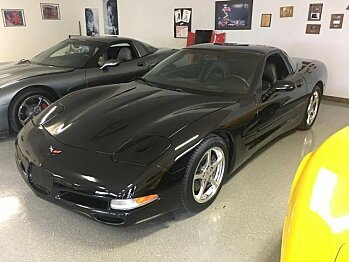 2004 Chevrolet Corvette Coupe for sale 101027651