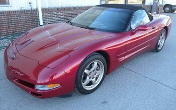 2004 Chevrolet Corvette Convertible for sale 100736349