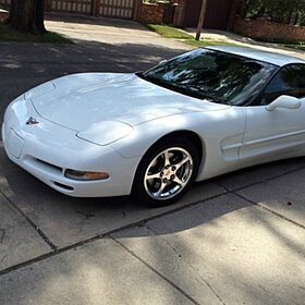 2004 Chevrolet Corvette Coupe for sale 100784770