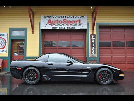 2004 Chevrolet Corvette Z06 Coupe for sale 100914083