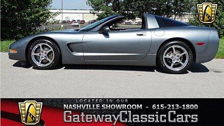 2004 Chevrolet Corvette Coupe for sale 100920832