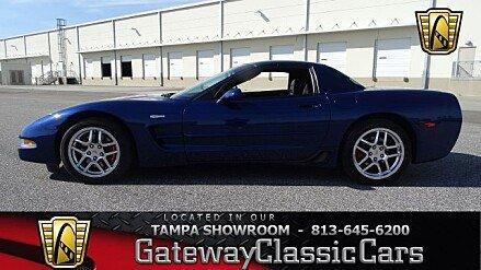 2004 Chevrolet Corvette Z06 Coupe for sale 100924317