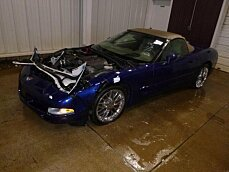 2004 Chevrolet Corvette Convertible for sale 100924366