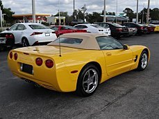 2004 Chevrolet Corvette Convertible for sale 100942509