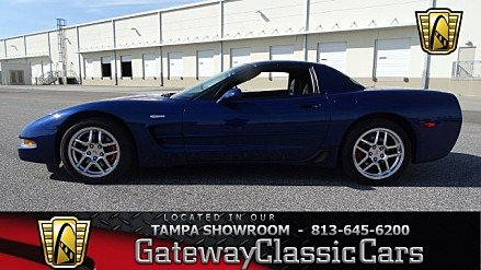 2004 Chevrolet Corvette Z06 Coupe for sale 100950415