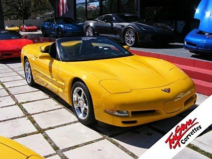 2004 Chevrolet Corvette Convertible for sale 100958006