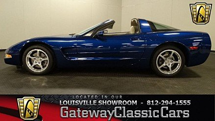 2004 Chevrolet Corvette Coupe for sale 100963556