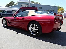 2004 Chevrolet Corvette Convertible for sale 100968172