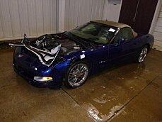 2004 Chevrolet Corvette Convertible for sale 100973147