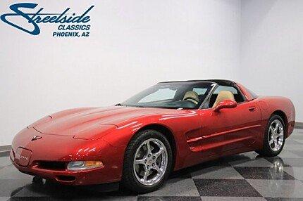 2004 Chevrolet Corvette for sale 100978430