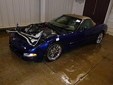2004 Chevrolet Corvette Convertible for sale 100982762