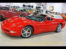 2004 Chevrolet Corvette Convertible for sale 100988190