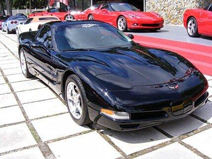 2004 Chevrolet Corvette Coupe for sale 100992819