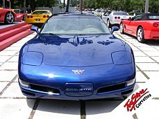 2004 Chevrolet Corvette Coupe for sale 100992820