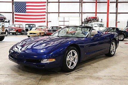 2004 Chevrolet Corvette Convertible for sale 100996872