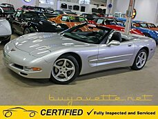 2004 Chevrolet Corvette Convertible for sale 101000162