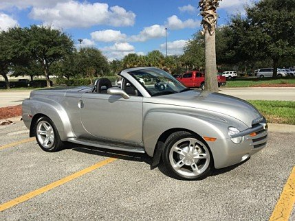 2004 Chevrolet SSR for sale 100747195
