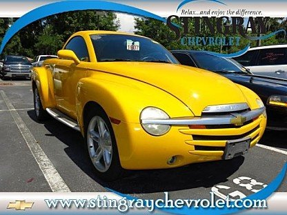 2004 Chevrolet SSR for sale 100775409