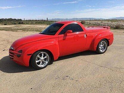 2004 Chevrolet SSR for sale 100814662