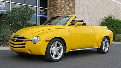 2004 Chevrolet SSR for sale 100847843