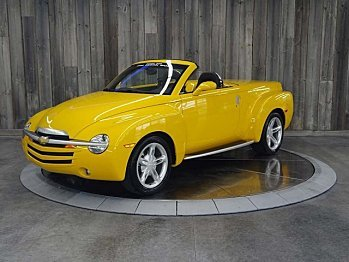 2004 Chevrolet SSR for sale 100862838