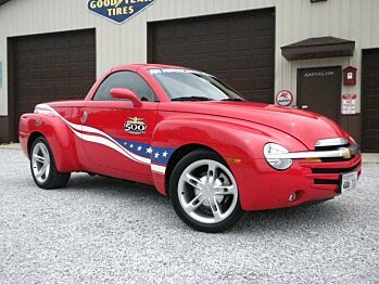 2004 Chevrolet SSR for sale 100727623